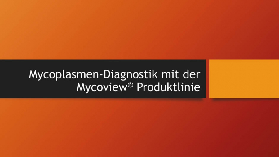 Mycoview® neues Wachstumsmedium (C-Medium)
